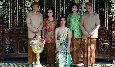 08 Keluarga Jokowi
