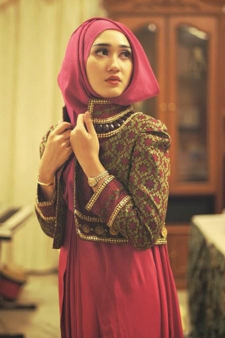 Pesona Batik Nusantara yang Indah dan Menawan untuk Muslimah - 75f42c1f88