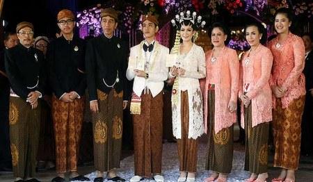Keluarga Besar Jokowi