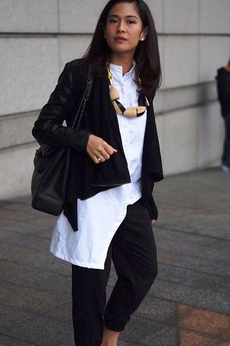 Model Baju Dian Sastro Terbaru 2016