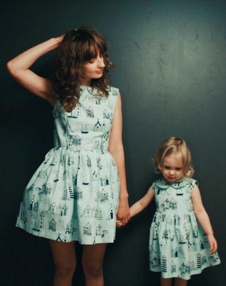 Baju Kembar Ibu dan Anak (15)