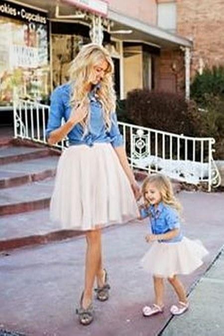 Baju Kembar Ibu dan Anak (5)