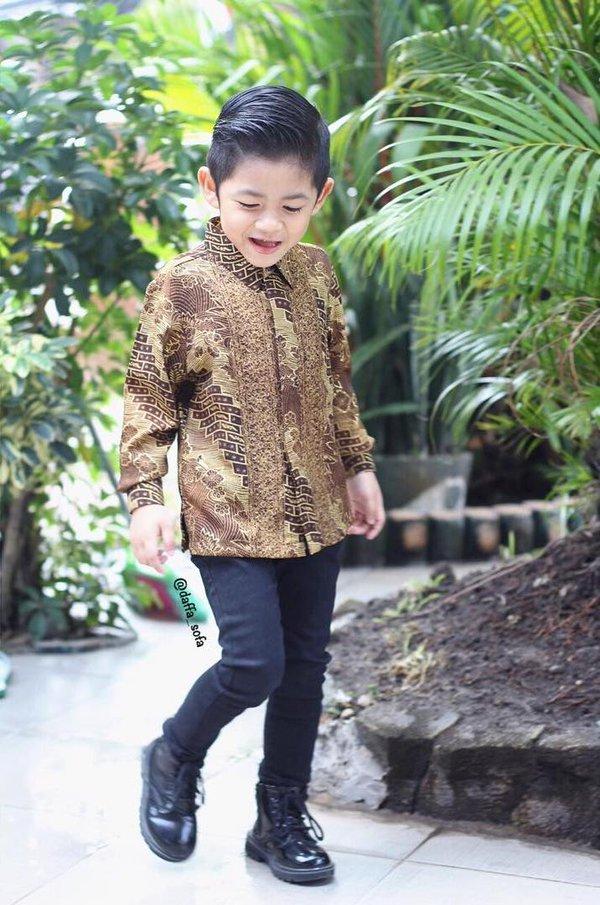 Daffa in Batik