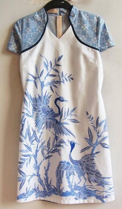 Collared Biron Dress