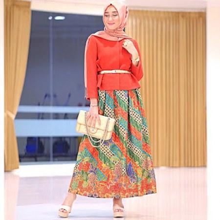 20 desain baju muslim terbaru dian pelangi 2016 ide model busana