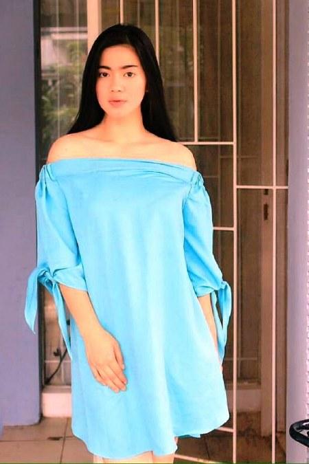 Model Baju Terbaru 2016 Felicya Angelista