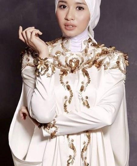 Inspirasi dari Busana Hijab Laudya Cynthia Bella (14)