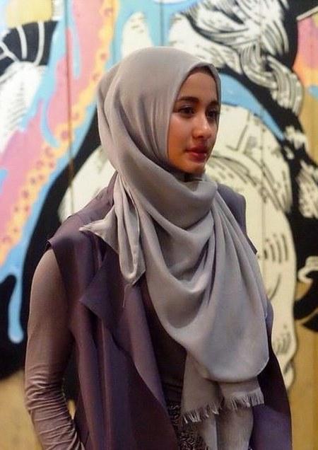 Inspirasi dari Busana Hijab Laudya Cynthia Bella (19)