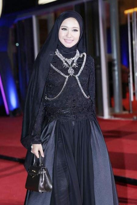 Inspirasi dari Busana Hijab Laudya Cynthia Bella (23)