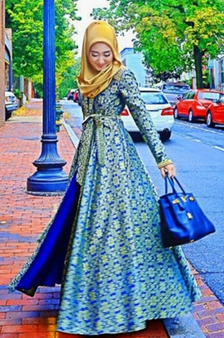 Batik Muslimah Dian Pelangi 2016