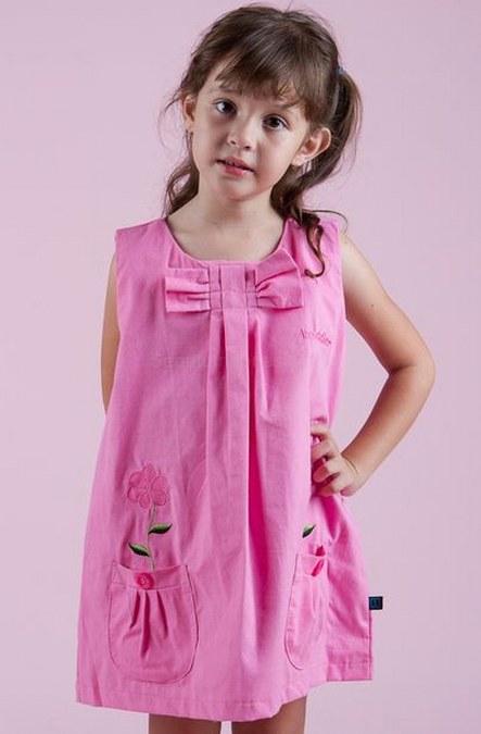 Model Baju Anak Perempuan untuk Acara Santai_443x675 model baju anak perempuan yang lucu dan menggemaskan ide model,Baju Anak Anak Modern