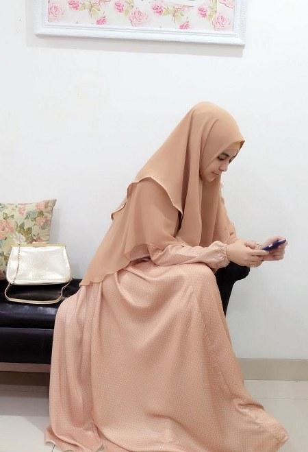 Model Baju Hijab Risty Tagor Terbaru 2016