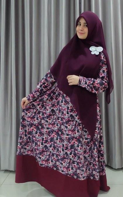 Model Baju Muslim Risty Tagor Terbaru 2016 (15)