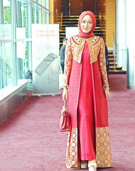 Model Busana Muslim Dian Pelangi 2016
