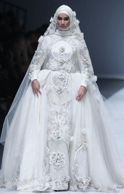 Model-Kebaya-Pengantin-Muslim-Elegan