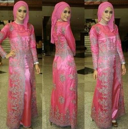 Model-baju-kebaya-muslim-wisuda