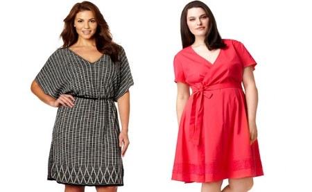 Model-dress-untuk-wanita-bertubuh-gemuk
