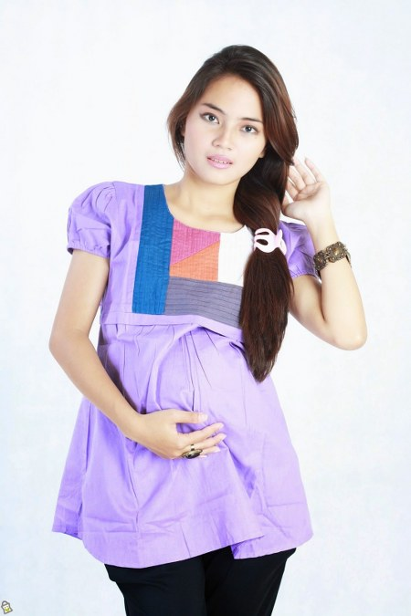 Model Baju Hamil Trendy