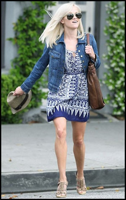 Reese Witherspoon - Beautiful Batik