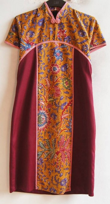 Shanghai Tea Dress