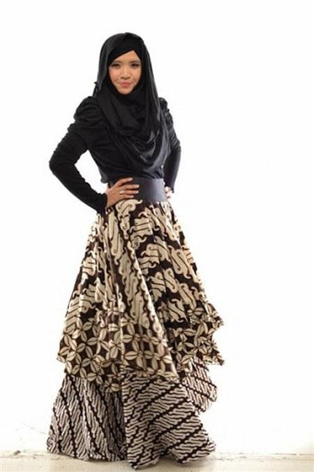 Trend Model Baju Muslim Hijab Pesta Party Terbaru