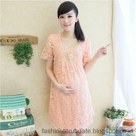 blouse bahan lace