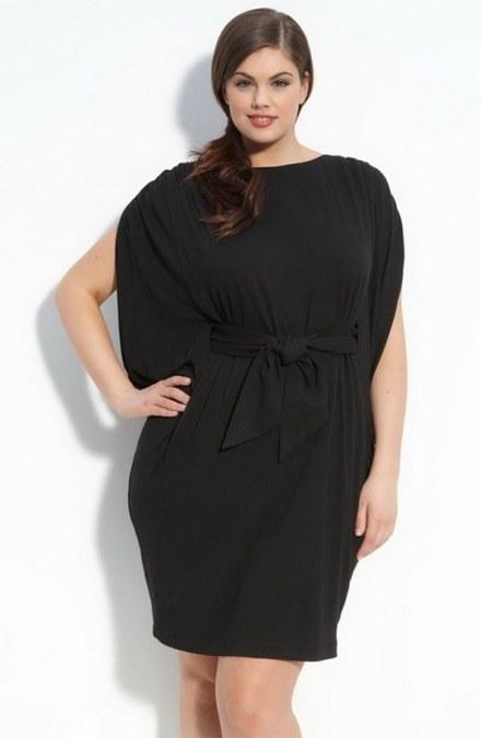 Tips berpakaian untuk wanita gemuk agar terlihat lebih langsing ide model busana Fashion style untuk orang kurus