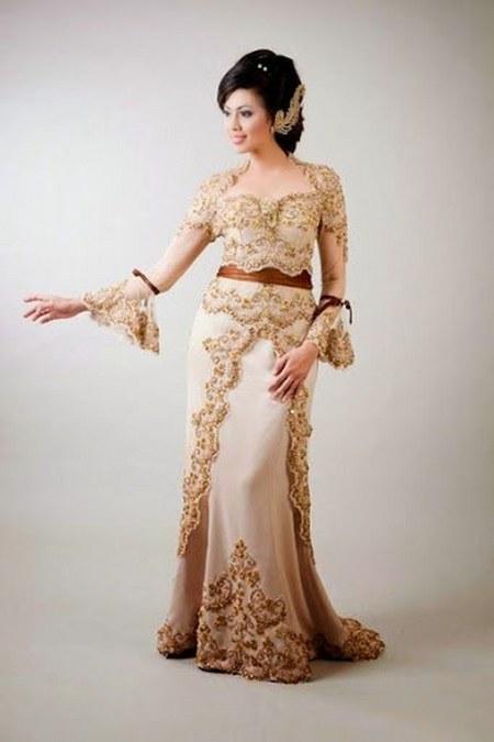 model baju kebaya pengantin terbaru 2015(7)