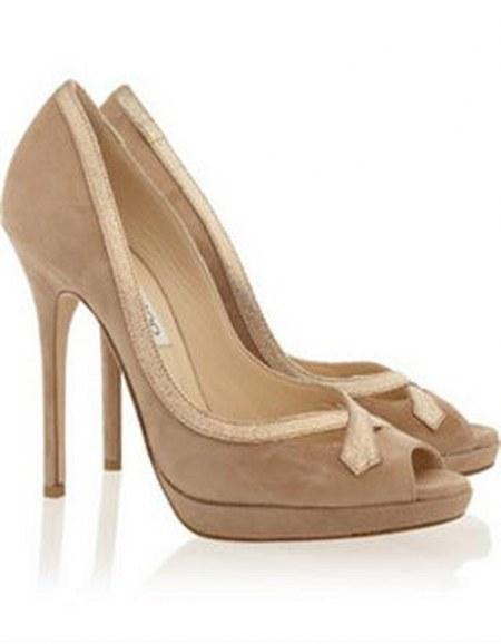 suede jimmy choo high heels