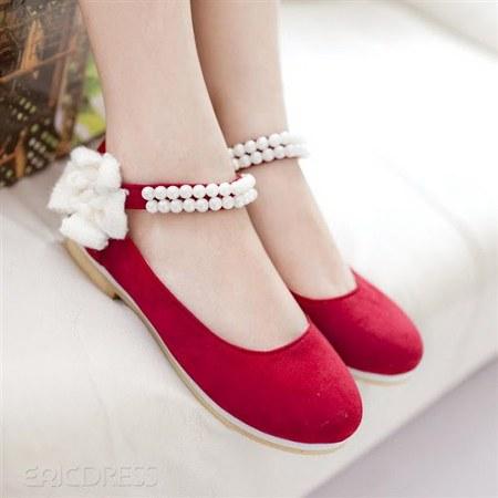 trend model sepatu flat wanita ala korea