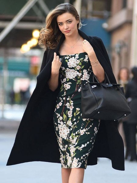 Baju Floral Miranda Kerr (9)