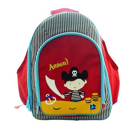 Charlene Backpack Captain Kid
