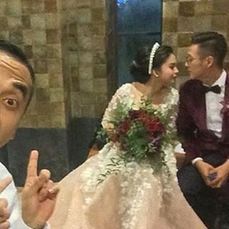 Foto Pernikahan Putri Titian dan Junior Liem (1)