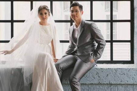 Foto Pernikahan Putri Titian dan Junior Liem (11)