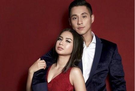 Foto Prewedding Putri Titian dan Junior Liem