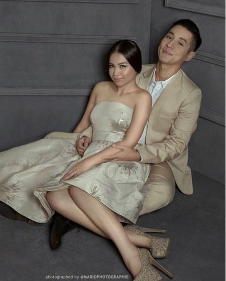 Foto Prewedding Putri Titian dan Junior Liem (12)
