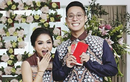 Foto Prewedding Putri Titian dan Junior Liem (3)