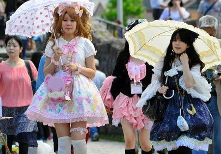 street fashion jepang