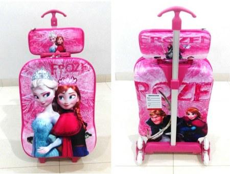 Tas-Troli-3D-Anak-Sekolah-Frozen