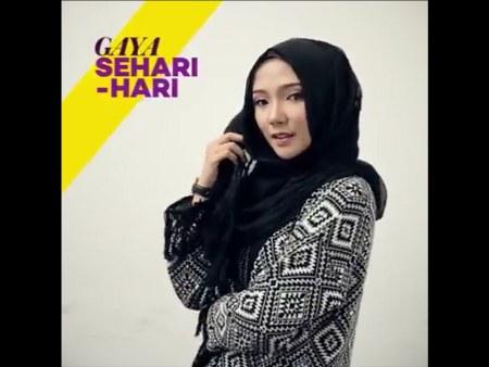 Gaya Hijab Sehari-hari