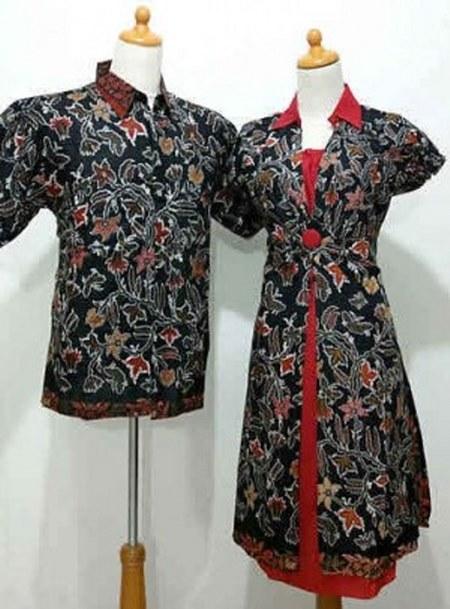 model-baju-batik-sarimbit