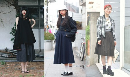 street fashion jepang gaya formal