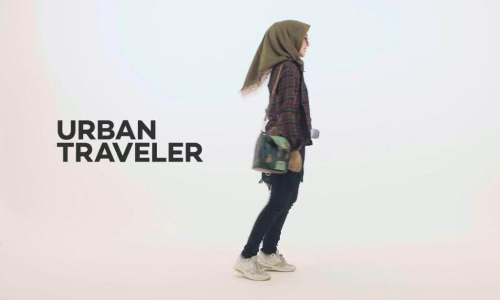 #1 Urban Traveler