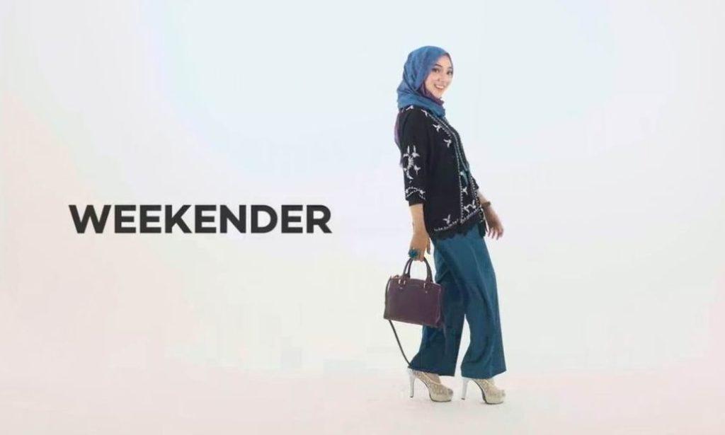 #4 Weekender