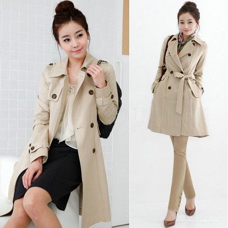 korea-fashion-women-ladies-solid-lapel-double-breasted-belt-bow-autumn-outerwear-long-trench-coats-black_450x450