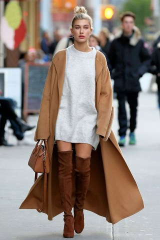 dress-long-coat-and-knee-high-boots_320x480