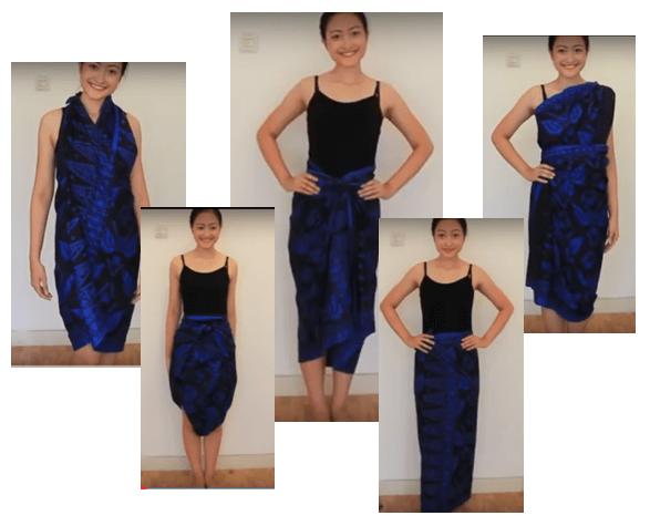 5 Cara Berbeda Menyulap Kain Batik Menjadi Outfit Keren Tanpa