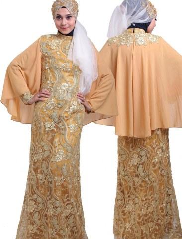 kebaya cape modern