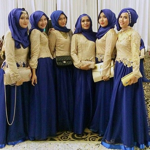 kebaya bridesmaid