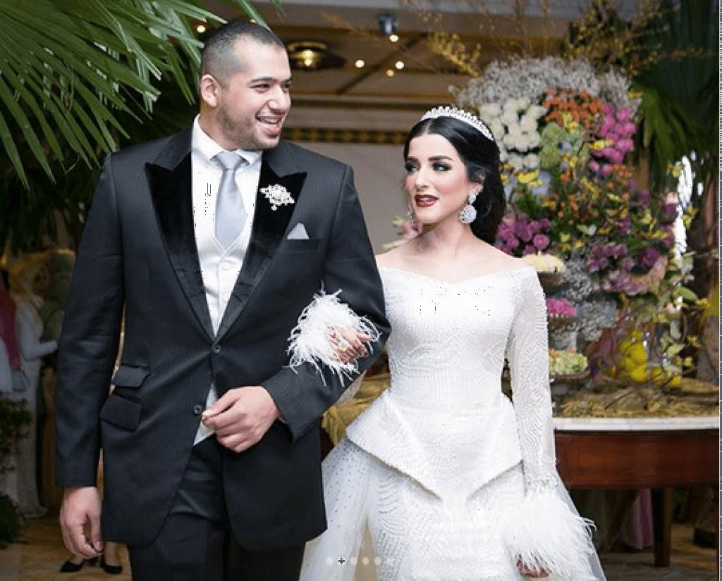 Kemegahan Pernikahan Tasya Farasya Yang Bagaikan Royal